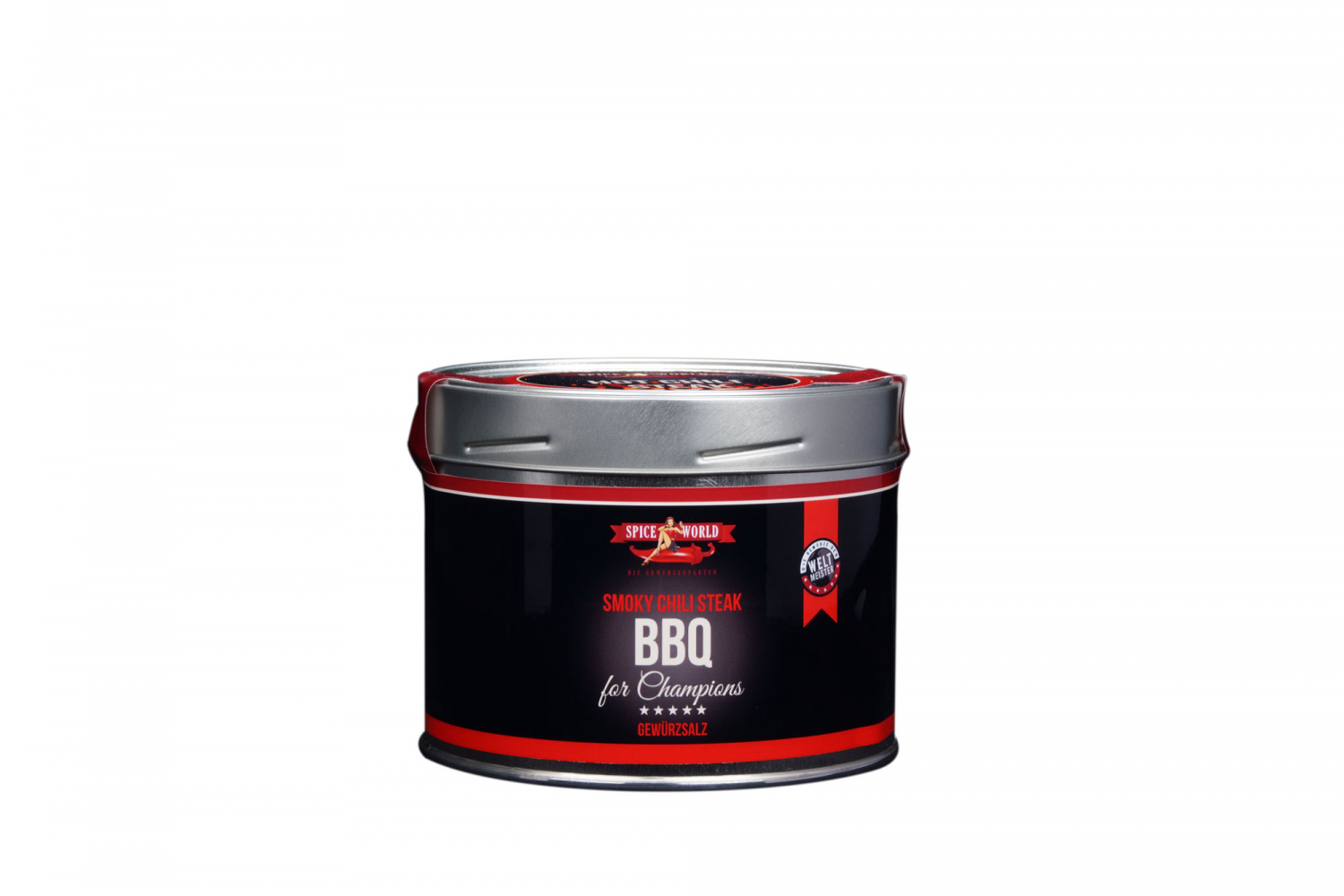 Barbecue-for-Champions - Smoky Chili Steak, 550ml Gastro-Dose 550ml Gastro-Dose