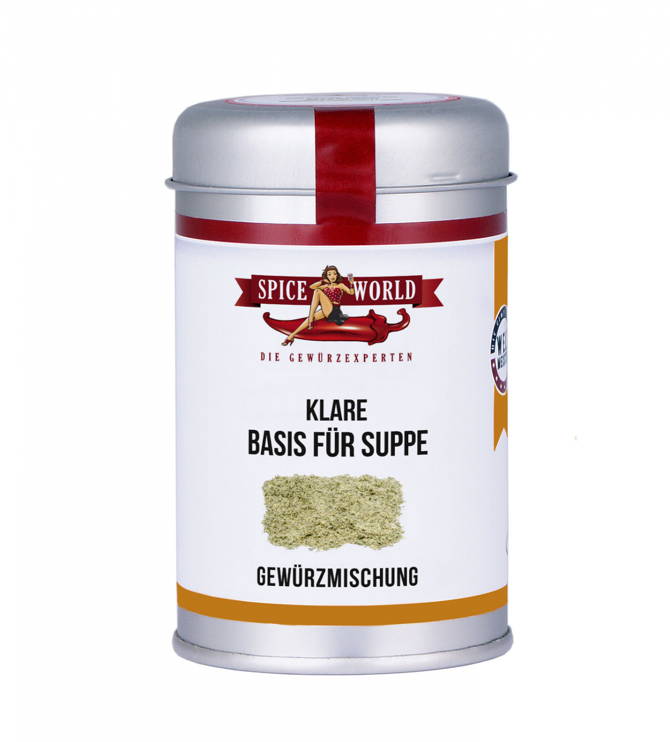 Basis Suppe, 100g Streudose