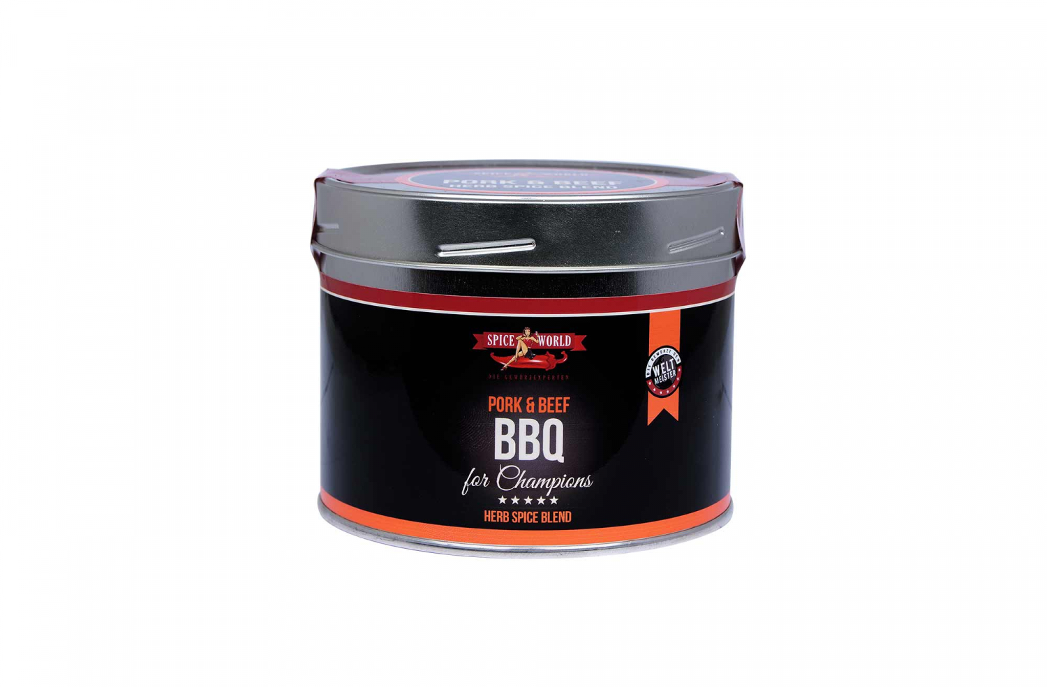 Barbecue-for-Champions Pork & Beef - Herb Spice Blend, 550ml Gastro-Dose 550ml Gastro-Dose