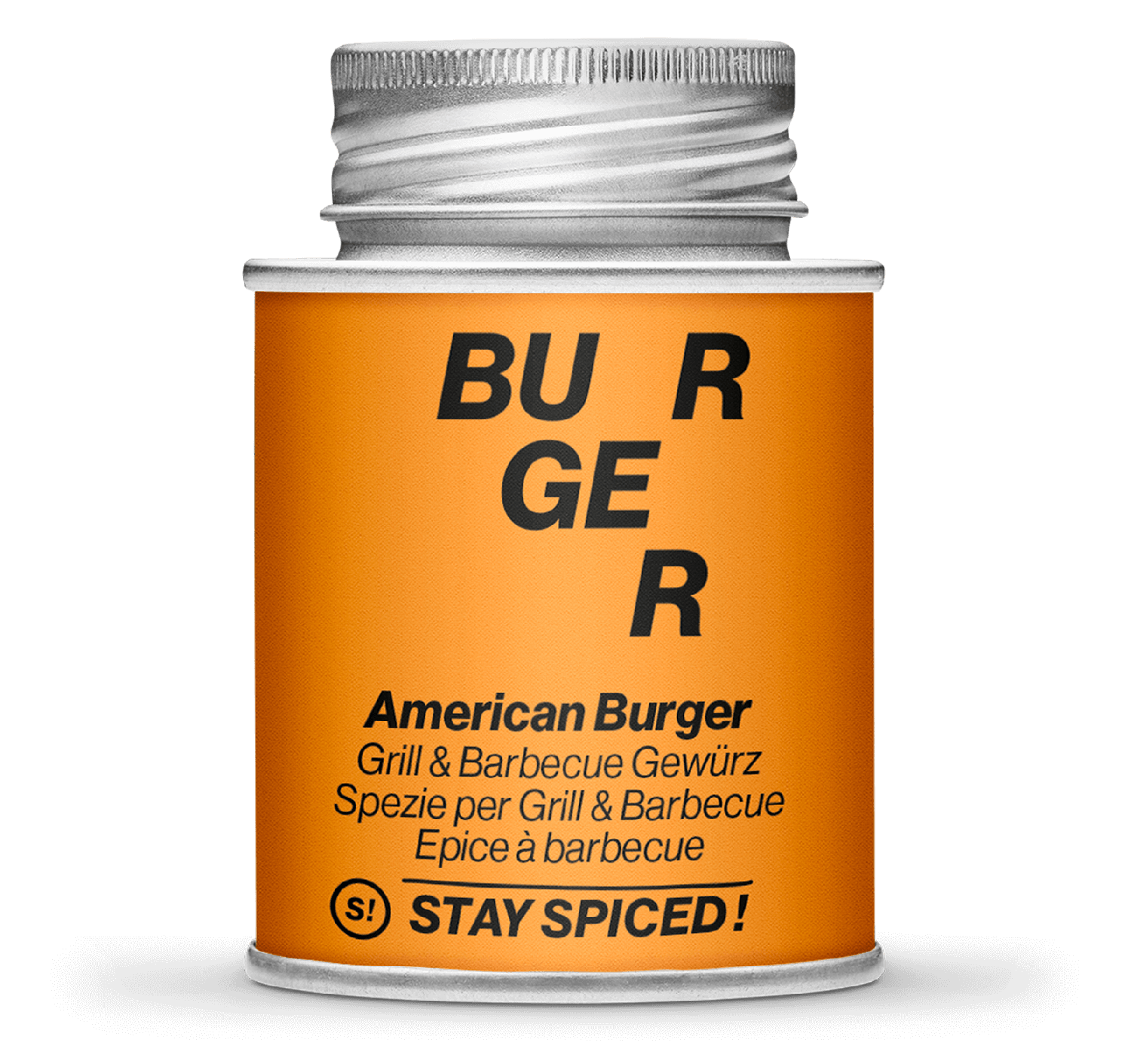 Barbecue-for-Champions - Burgergewürz - American Classic Style