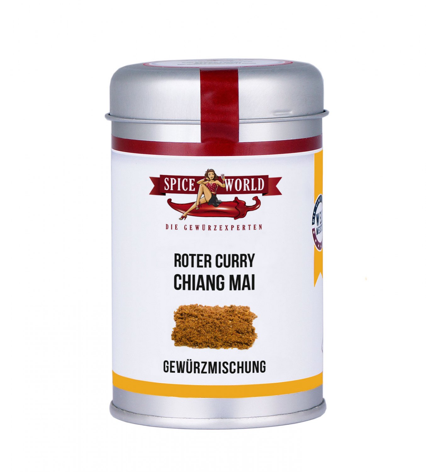 Roter Chiang Mai Curry, 80g Streudose