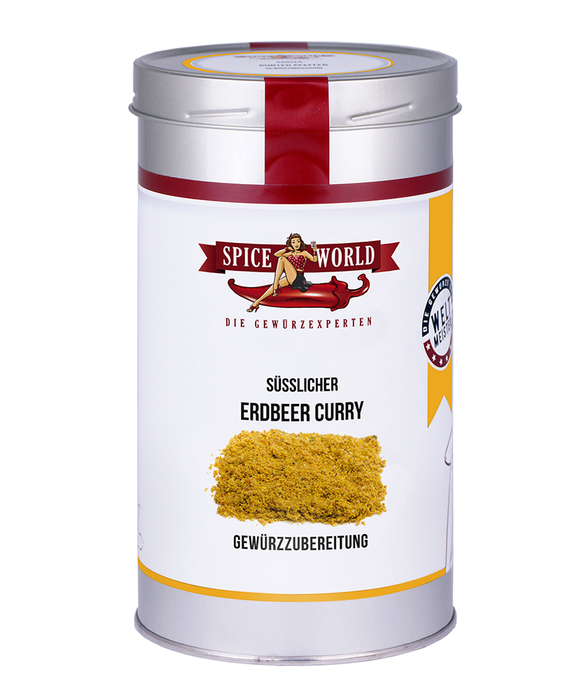 Erdbeer Curry, 1333ml Gastro-Dose 1333ml Gastro-Dose