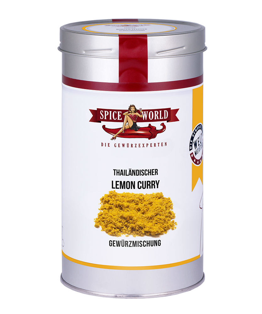 Lemon Curry - zitroniger Curry , 1333ml Gastro-Dose 1333ml Gastro-Dose