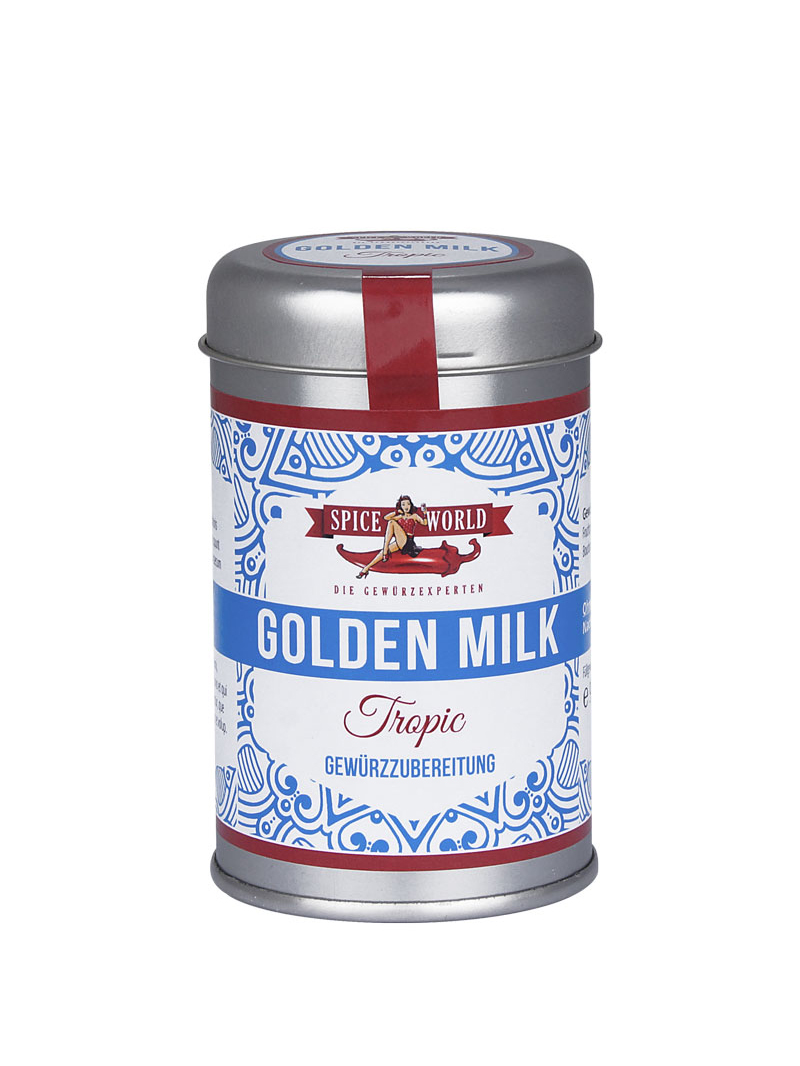 Golden Milk Tropic, 500g Beutel 500g Beutel
