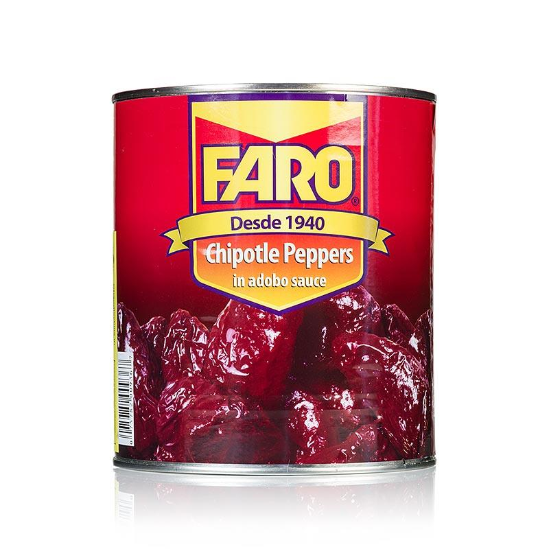 Faro, Chipotle Peppers 215g