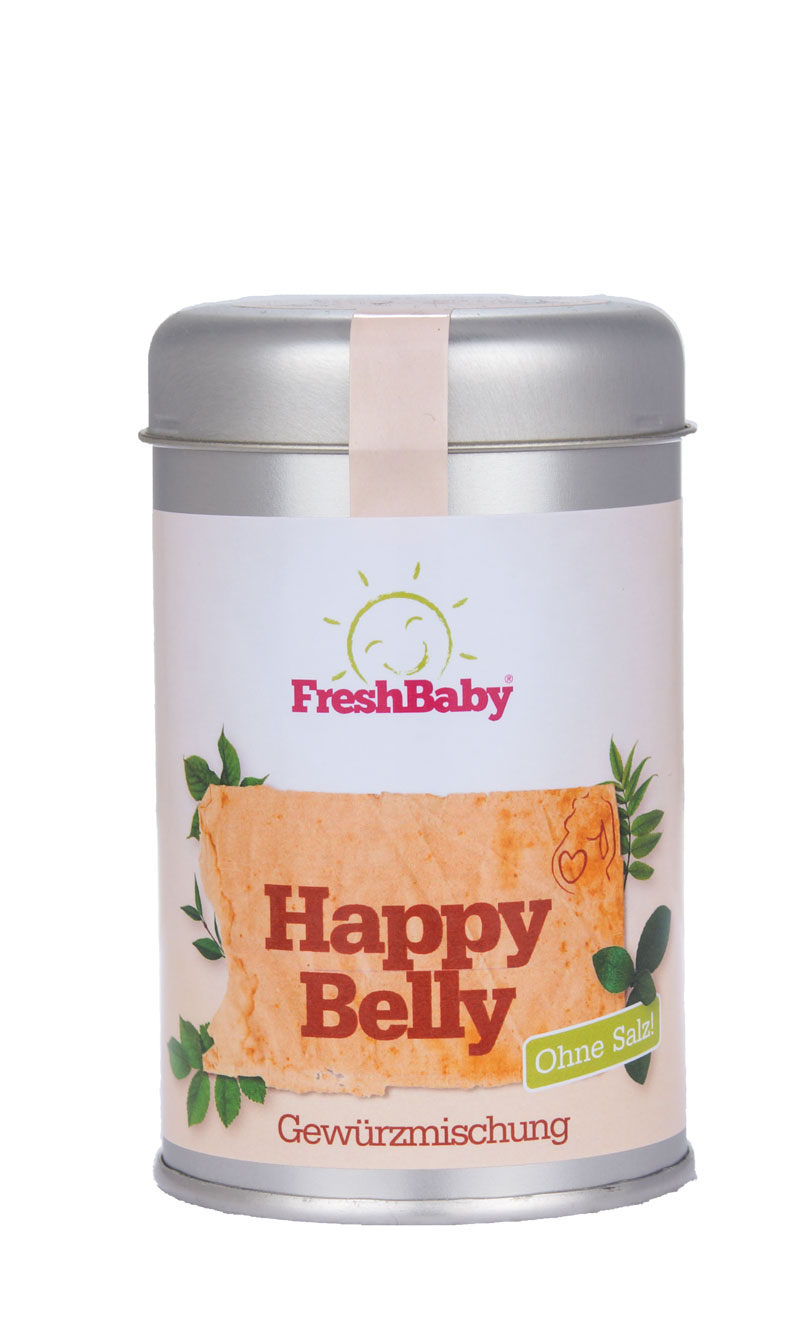Freshbaby - Happy Belly (Tee)