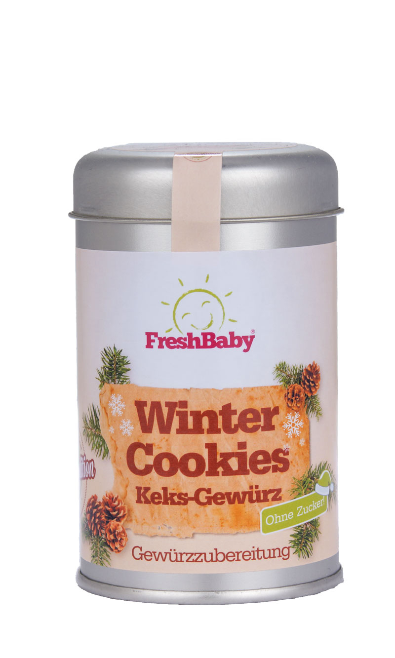 Freshbaby - Winter-Cookies LIMITED EDITION
