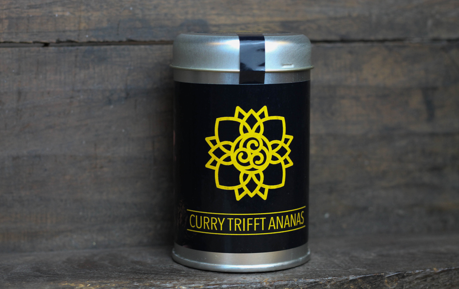 Soulsistakitchen - Curry trifft Ananas, 90g Streu95
