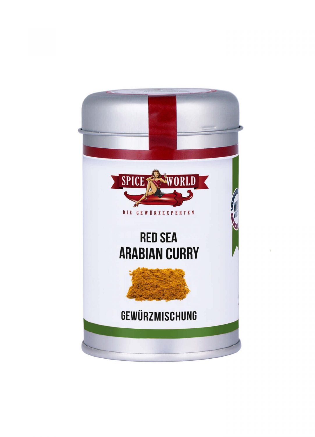 Arabian Curry - mit Cumin, 100g Streudose